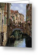I Ponti A Venezia Greeting Card