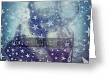 I See Stars Greeting Card
