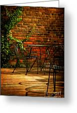 I Waited For You Greeting Card by Lois Bryan