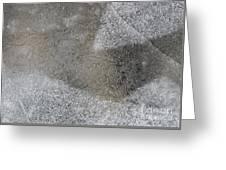Ice 7 Greeting Card
