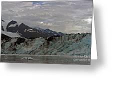 Ice And Dirt Greeting Card