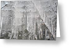 Ice Greeting Card
