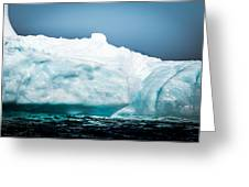 Ice Xxvii Greeting Card by David Pinsent