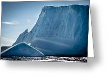 Ice Xxviii Greeting Card by David Pinsent
