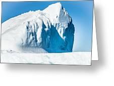 Ice Xxxiii Greeting Card
