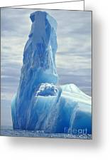 Iceberg Antarctica Greeting Card
