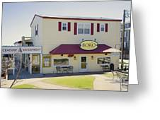 Icehouse Waterfront Restaurant 1 Greeting Card