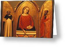 Icon Case Greeting Card