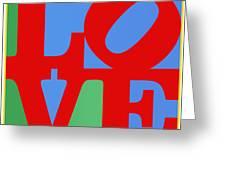 Iconic Love Greeting Card