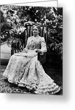 Ida Mckinley (1847-1907) Greeting Card