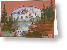 Idaho Greeting Card