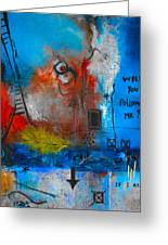 If I Ask Greeting Card by Mirko Gallery
