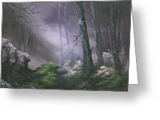 If You Go Down In The Woods Today ? Greeting Card