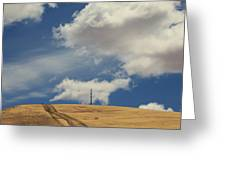 If You Wanna Run Away Greeting Card by Laurie Search