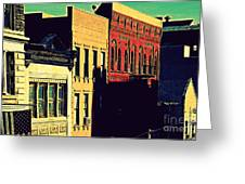Iglesia - Harlem Greeting Card