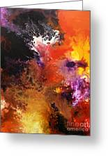 Ignition 1 Greeting Card