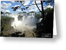 One Of The New Seven Wonders Of Nature Greeting Card