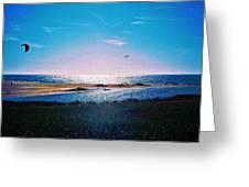 Ikaros Sunrise Greeting Card
