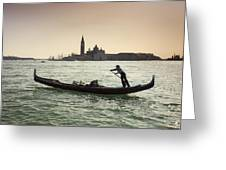 Il Veneziano Greeting Card