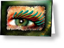 I'll Be Watching You Greeting Card