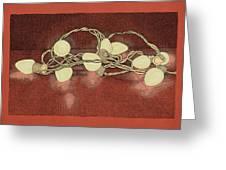Illumination Variation #2 Greeting Card