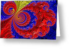 Illusions Greeting Card