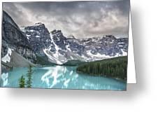 Imaginary Waters Greeting Card
