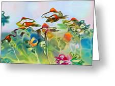 Imagine - Frc01v6 Greeting Card