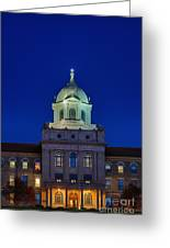 Immaculata University Greeting Card