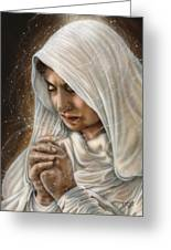 Immaculate Conception - Mothers Joy Greeting Card