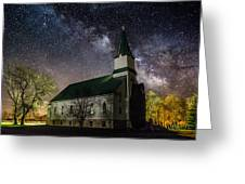 Immanuel Lutheran Church Greeting Card