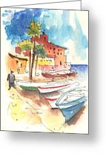 Imperia In Italy 01 Greeting Card