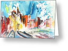 Imperia In Italy 03 Greeting Card