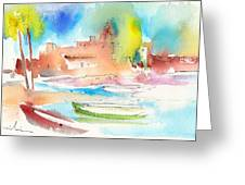 Imperia In Italy 05 Greeting Card