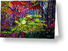 Impressionism 1 Greeting Card