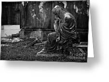 In Mourning Greeting Card