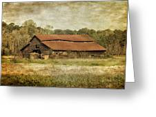 In The Country Greeting Card