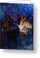 In The Depths - Marucii Greeting Card