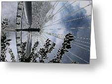 In The Eye Of The Beholder Greeting Card