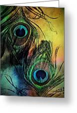 In The Eyes Of Others Greeting Card