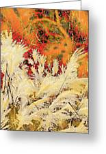 In The Fall Greeting Card