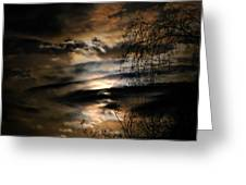 In The Midnight Hour II Greeting Card