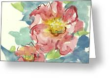 In The Pink II Greeting Card