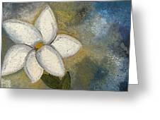 In The Spring Greeting Card