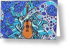 In Tune Greeting Card