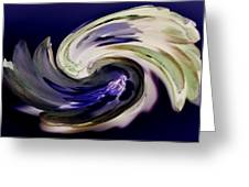 Incana Paint Greeting Card