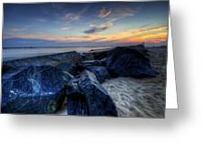 Indian River Inlet Greeting Card