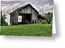 Indiana Barn Greeting Card