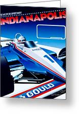 Indianapolis Greeting Card