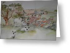 Inges Netherland Album Greeting Card